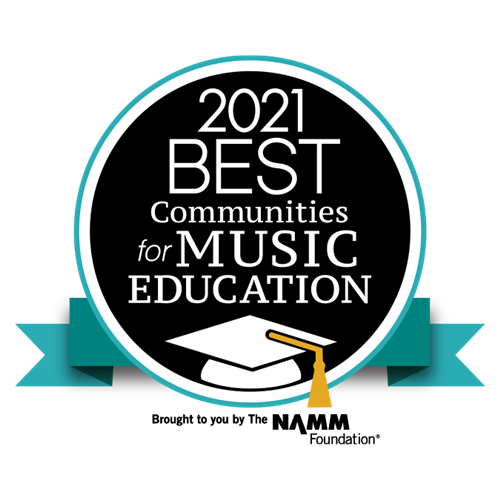 2021 Best Communities for Music Educaiton