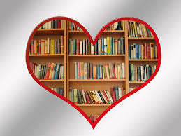 Books in heart