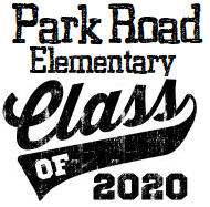 Park Road Elementary Class of 2020 logo