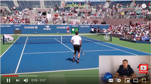 Improve Your Tennis Serve at Home