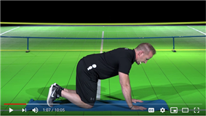 Training Your Core for Tennis