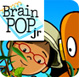 Logo for BrainPop Junior