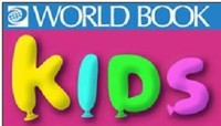 Logo for Worldbook Kids