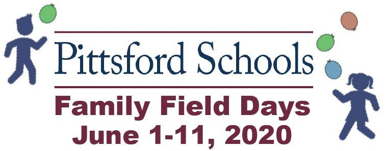 Family Field Days: June 1-11 with Live Facebook Event on June 11 at 7 p.m.