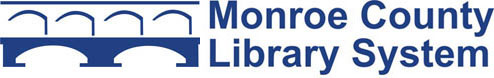 Search all public libraries in Monroe county!
