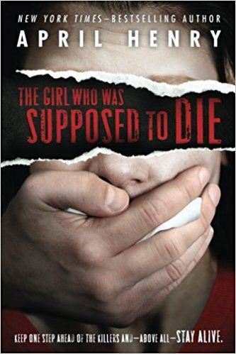 The Girl Who Was Supposed to Die book cover