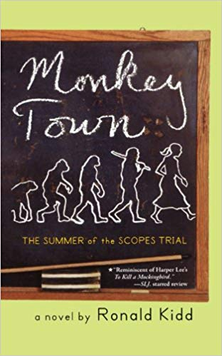 Monkey Town book cover
