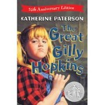 The Great Gilly Hopkins book cover