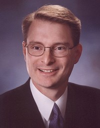 Darrin Kenney, Assistant Superintendent for Business
