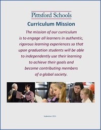 Mission Statement Booklet