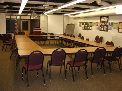 Barker Road Meeting Room 1