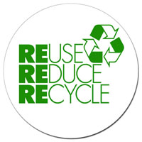 Reuse, Reduce and Recycle Image