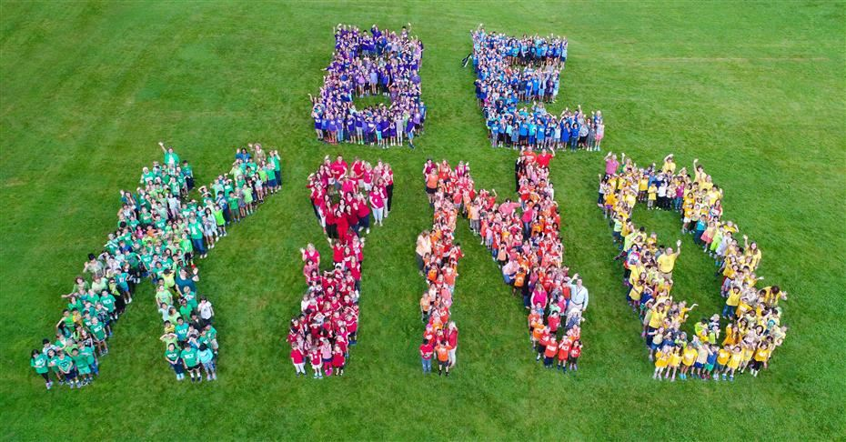Elementary Students Personify New Core Values