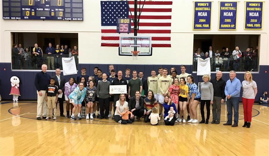 VIDEO: Pittsford Students Raise More than $30,000 for Golisano Children's Hospital