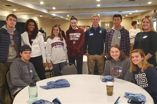 Mendon and Sutherland High School Student-Athletes Participate in Diversity and Inclusion Leadership Workshop