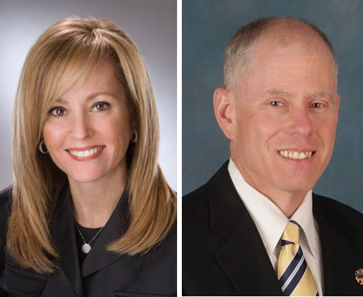 Board of Education President and Vice President Announced