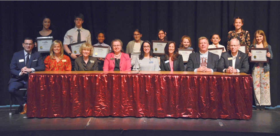 February 2020 Pittsford Pride recipients