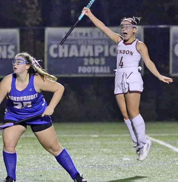Fall Sports Season Ends Strong with Seven Section V Titles