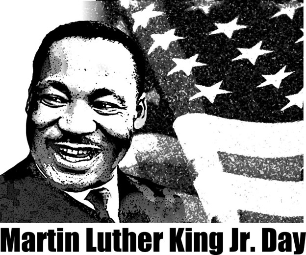 Schools closed Monday, Jan. 21, in observance of Martin Luther King, Jr. Day