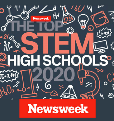 Pittsford Mendon and Sutherland High Schools Named to  Newsweek's List of  Top 500 STEM Schools