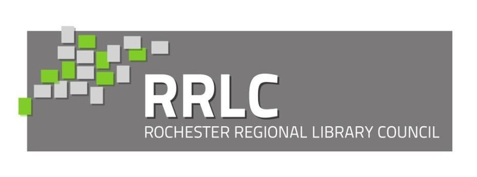 Rochester Regional Library Council logo