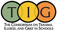 Consortium on Trauma, Illness and Grief logo
