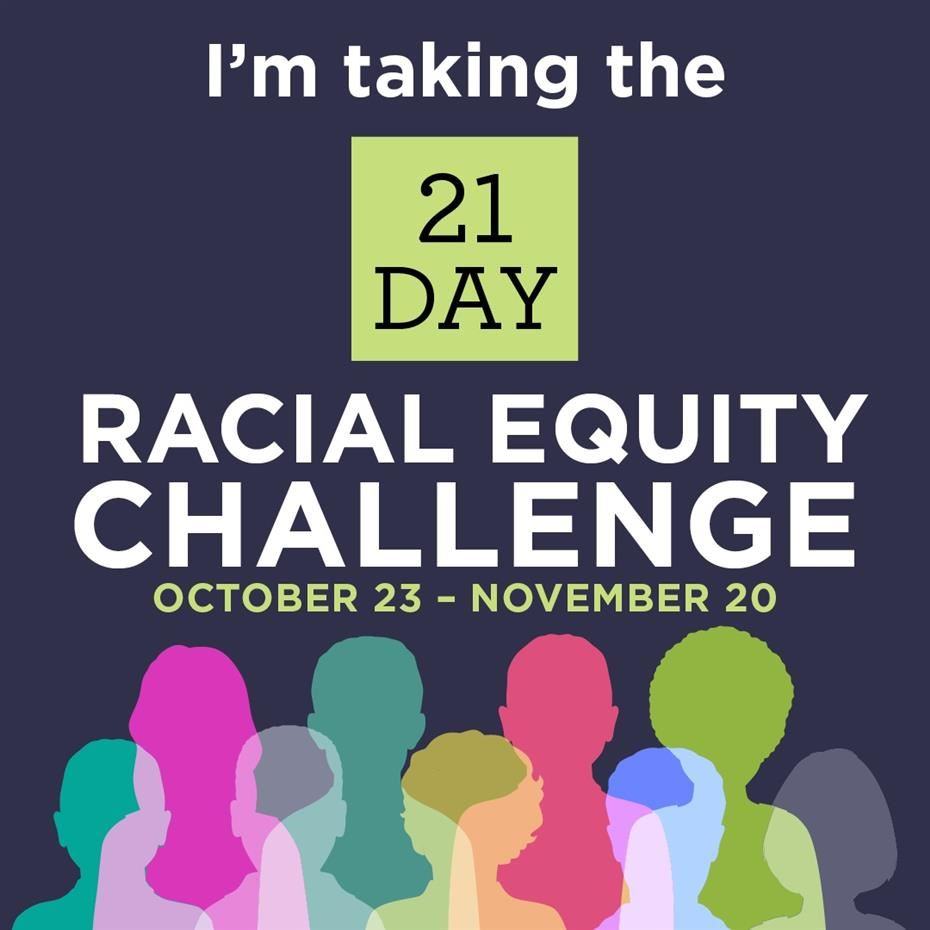 21 Day Racial Equity Challenge