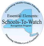 New York State Middle School Association Schools-to-Watch Logo