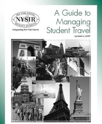 Cover to NYSIR Guide for Student Travel
