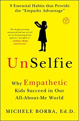 Book cover of Unselfie