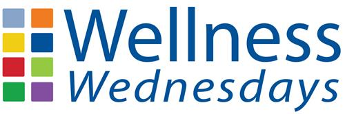 Sign saying Wellness Wednesdays