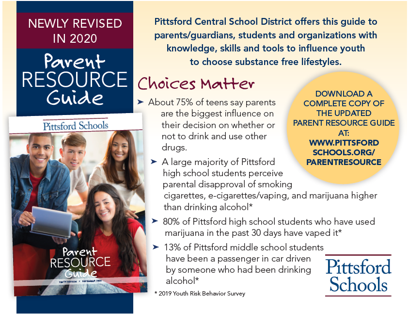 Parent Resource Guide 2020